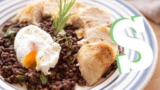 Roast Chicken & Lentils Recipe - Made Personal By Sorted
