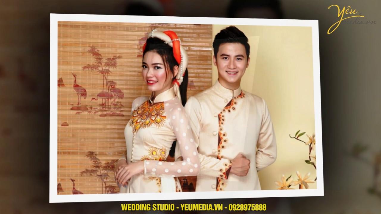 Ý nghĩa áo dài trong đám cưới của người Việt