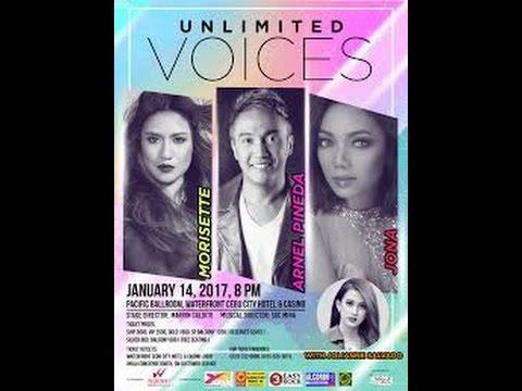 Morissette Amon (Unlimited Voices Concert)