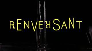 "Teaser Renversant ""Quand art et design s'emparent du verre"""