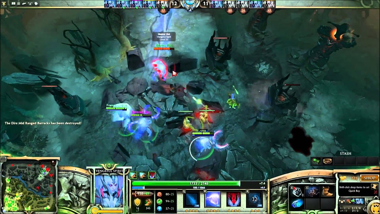 dota 2 tutorial how to play same hero only mid with bots sort