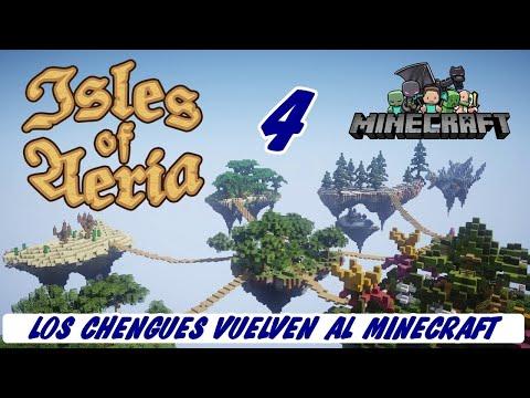 minecraft-ps4---aventuras-en-islas-de-aerÍa-con-los-chengues---espaÑol-#4