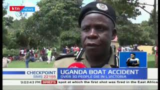 Over 30 people die in Lake Victoria boat accident