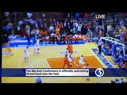 Big East Welcomes UConn