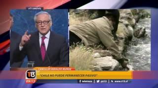 EXTRA: Chile anuncia demanda contra Bolivia por Río Silala