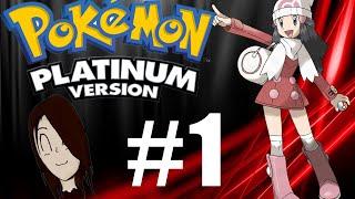 Pokemon Platinum (Episode 1) - He Couldn't Calm His Tits.