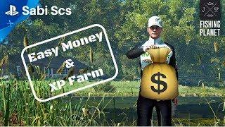Fishing Planet - Easy Money & XP Farm
