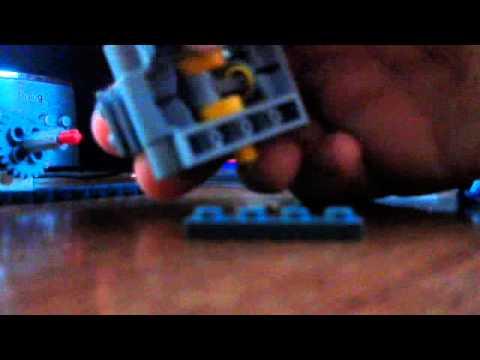 Как сделать лего мотор фото 215