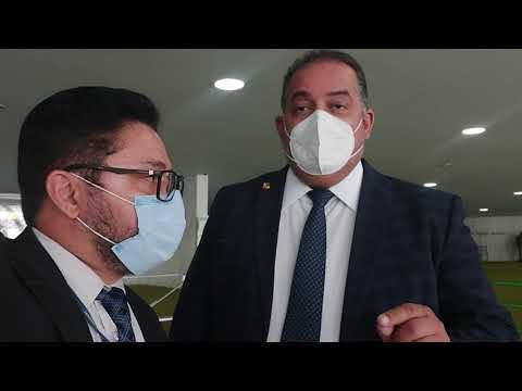 Senador Eduardo Gomes, Líder do Governo no Congresso Nacional, fala sobre o PL 399/2015