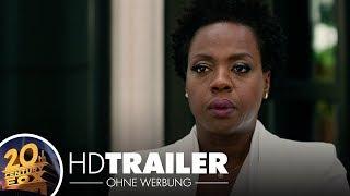Widows - Tödliche Witwen | Offizieller Trailer 2 | Deutsch HD German (2018)