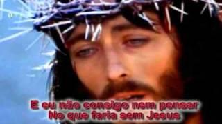 Não sou nada sem Jesus