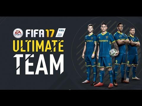 FIFA 17 Ultimate Team Azeri # 1 Live Stream