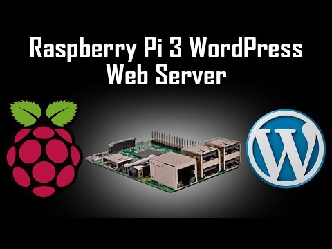 Install WordPress on Raspberry Pi