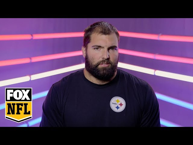 Alejandro Villanueva gives a heartfelt message about what Veterans Day really means | FOX NFL