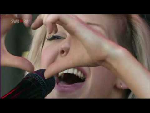 ELLIE GOULDING - The Writer @ Rock Am Ring 2010
