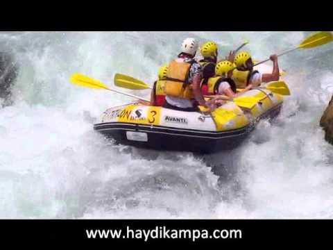 Dalaman Rafting White Water