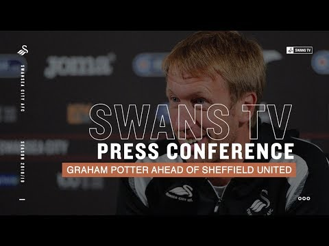 Press Conference ahead of Sheffield United