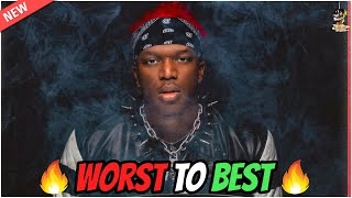 "Worst to Best - KSI ""Dissimulation"" RANKED"