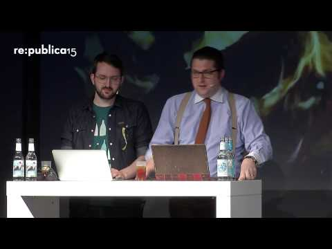 re:publica 2015 –Matthias Bauer, Joerg Meyer: Bildungstrinken on YouTube