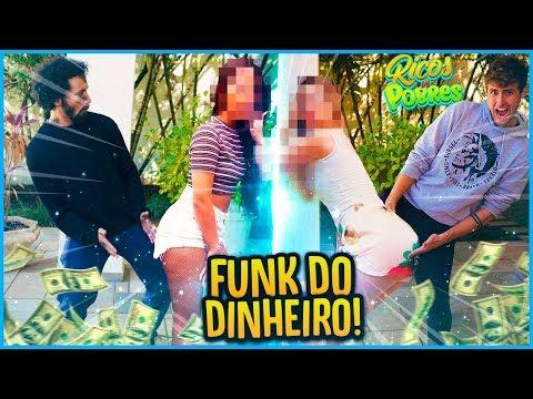 RICOS VS POBRES: FUNK DO DINHEIRO!! [ REZENDE EVIL ]