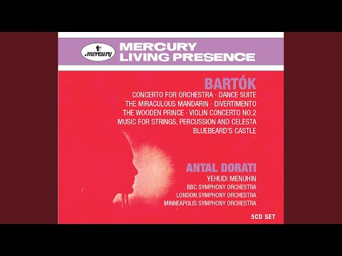 Bartók: Music for Strings, Percussion and Celesta, Sz 106  3 Adagio