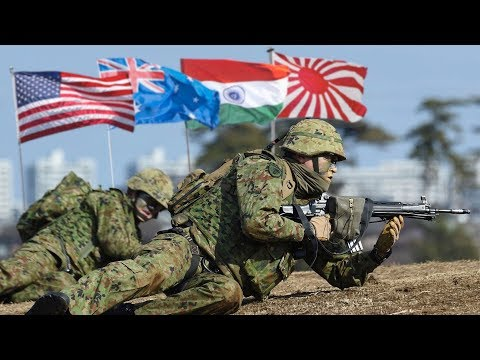 Could the US Start an Asian NATO to Counter China Threat?