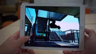 【Samsung Galaxy Tab S2】播放4K UHD影片