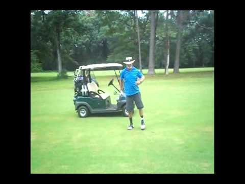 The Partially Paralyzed Golfer's Journey