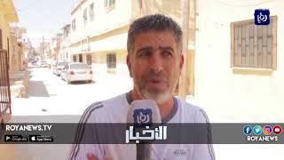 مخاوف من كارثة صحية  في مخيم عزمي المفتي في إربد - (26-7-2018)