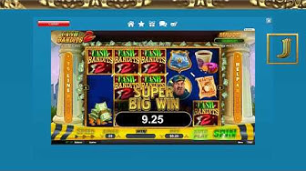 #Tag25 - Cash Bandits 2 - 25 Free Spins - Online Casino