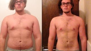 How I Lost Over 30LBS In ONLY 1 Month!!!   Results   Body Transformation Challenge