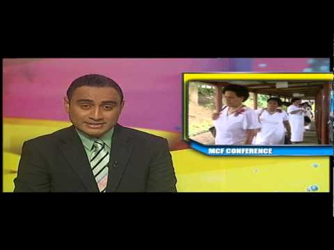 Fiji One News Bulletin 18/8/15