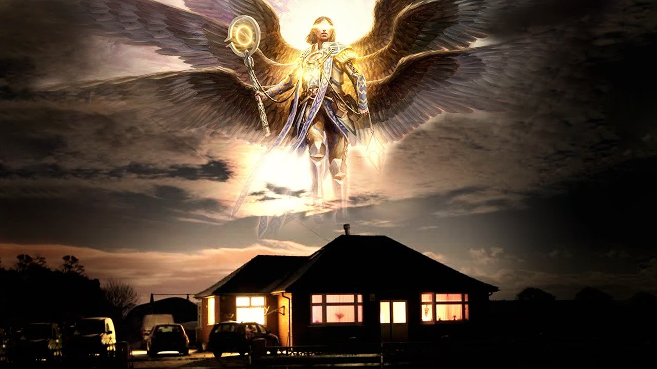 The Angel In Your Home - You Might Want To Watch This Video Right Away II