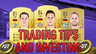 FIFA 19! TRADING TIPS! LOOKING AT INVESTMENTS! (PS4/XBOX)
