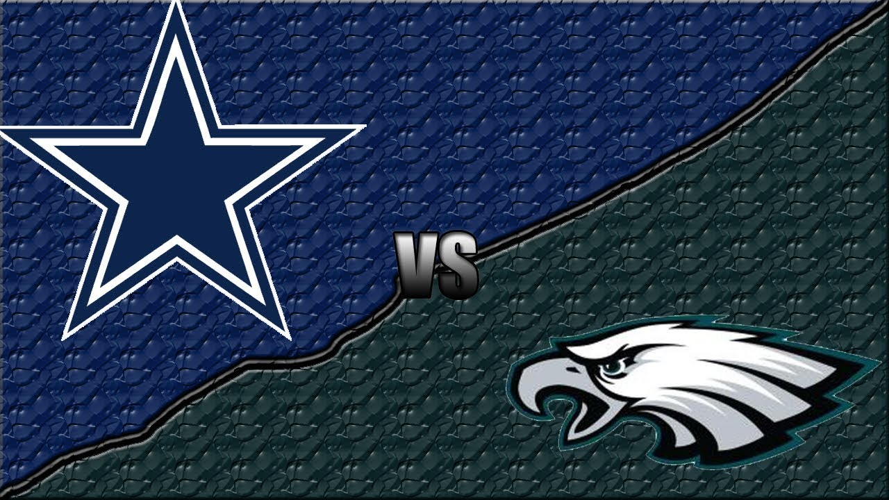 Image result for Dallas Cowboys vs. Philadelphia Eagles