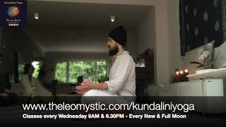 FULL Kundalini Aquarian Sadhana - Kriya for Morning Sadhana PART 2