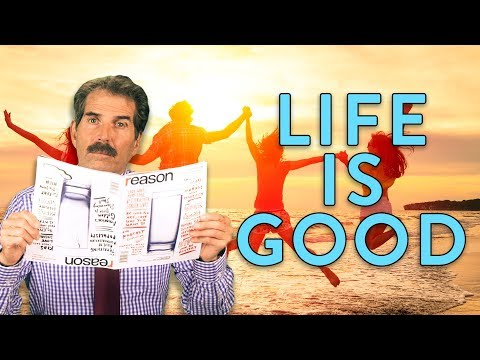 Stossel: Life is Getting Better
