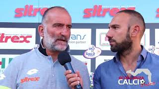 Serie D Girone D Trestina-Mezzolara 1-3