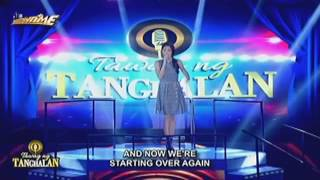 Marielle Montellano- Starting over again