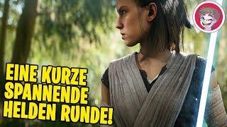 STAR WARS BATTLEFRONT 2 🎮 Heldenwochenende! Rey vernichtet sie alle! (Gameplay Deutsch Xbox One X)