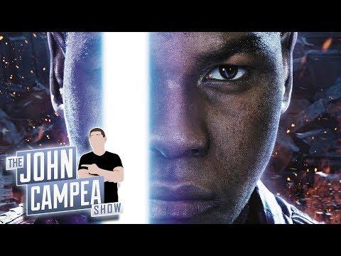 John Boyega Refuses To Do Disney+ Insisting He's A Feature Film Guy - The John Campea Show