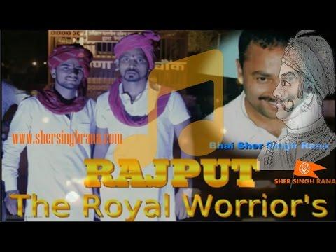 Ajeet Rana Salwan Song on Sher Singh Rana  RAJPUT The Royal Warrior's By