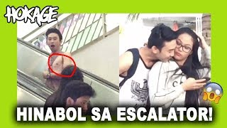 Best Hokage Moves! Nanghalik sa Escalator at Hinabol | Compilation