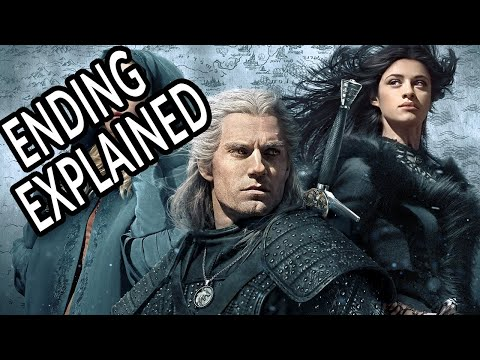 THE WITCHER Ending Explained!