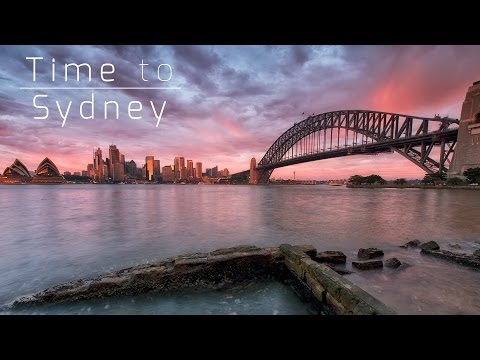 Time to Sydney