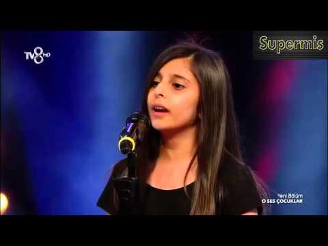 Duygu Ediş - Hey Gidi Karadeniz O Ses Çocuklar 2016