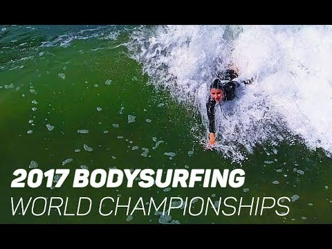 World Championships of Bodysurfing | Oceanside | 2017