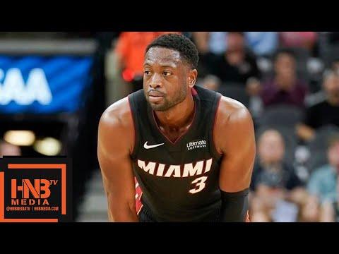 Miami Heat vs Washington Wizards Full Game Highlights | 05.10.2018, NBA Preseason
