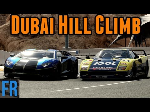 Dubai Hill Climb Tournament - Forza Motorsport 7