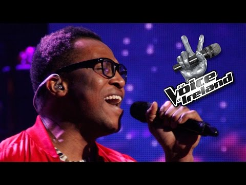 David Idioh - High - The Voice of Ireland - Knockouts - Series 5 Ep13